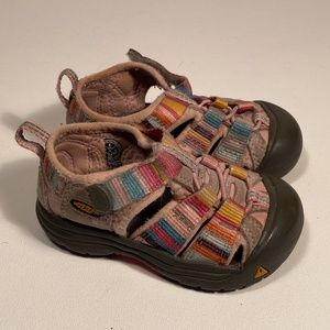 Keen H2 Water Shoes Sandals Baby Size 6